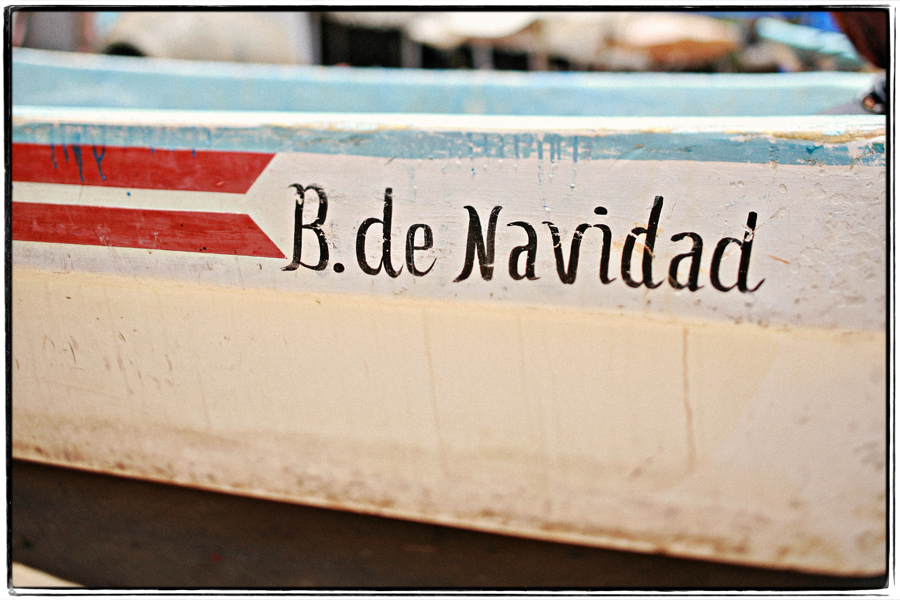 mex-0039 BARRA DE NAVIDAD, MEXICO
