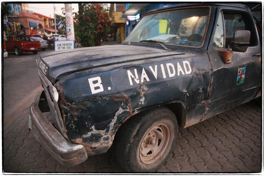mex-0681 BARRA DE NAVIDAD, MEXICO