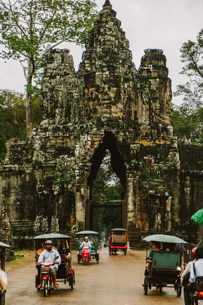 THAILAND-CAMBODIA-TURKEY-122 CAMBODIA