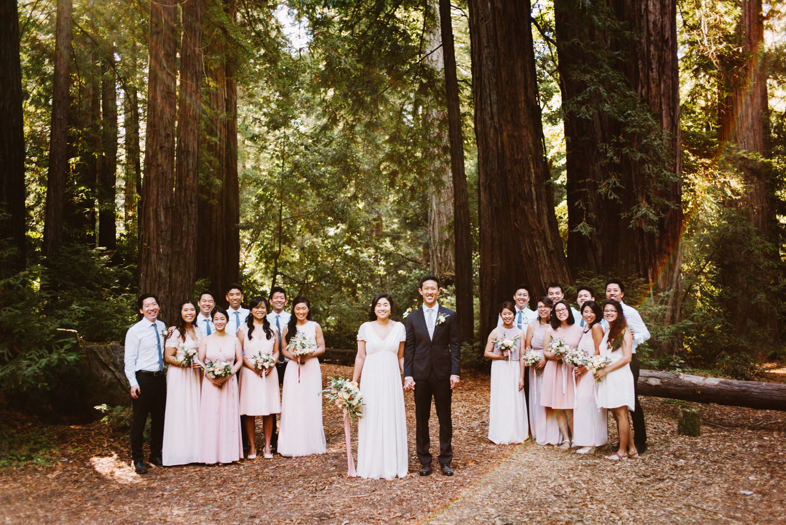 kimclay-blog-011 REDWOOD FOREST WEDDING