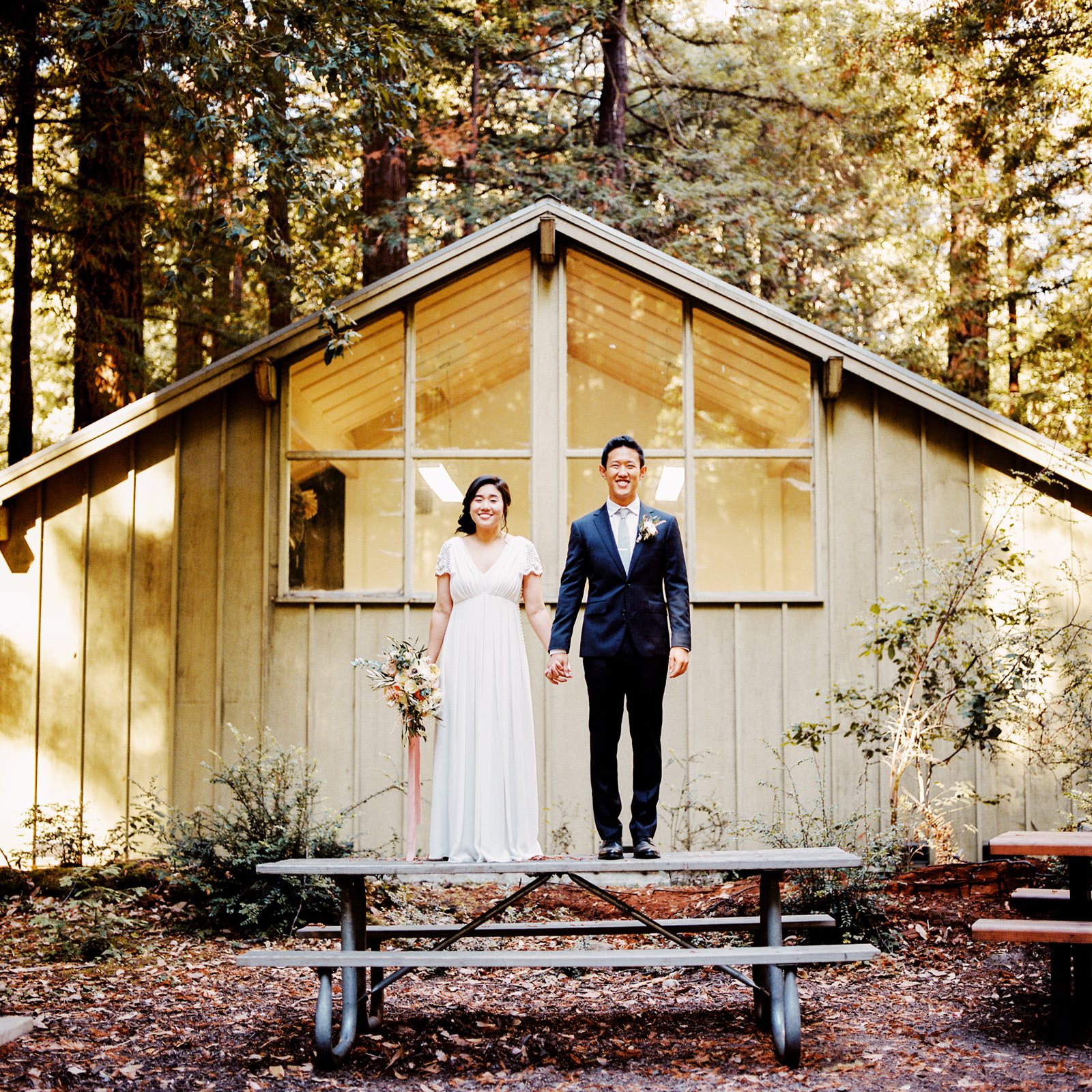 kimclay-blog-012 REDWOOD FOREST WEDDING