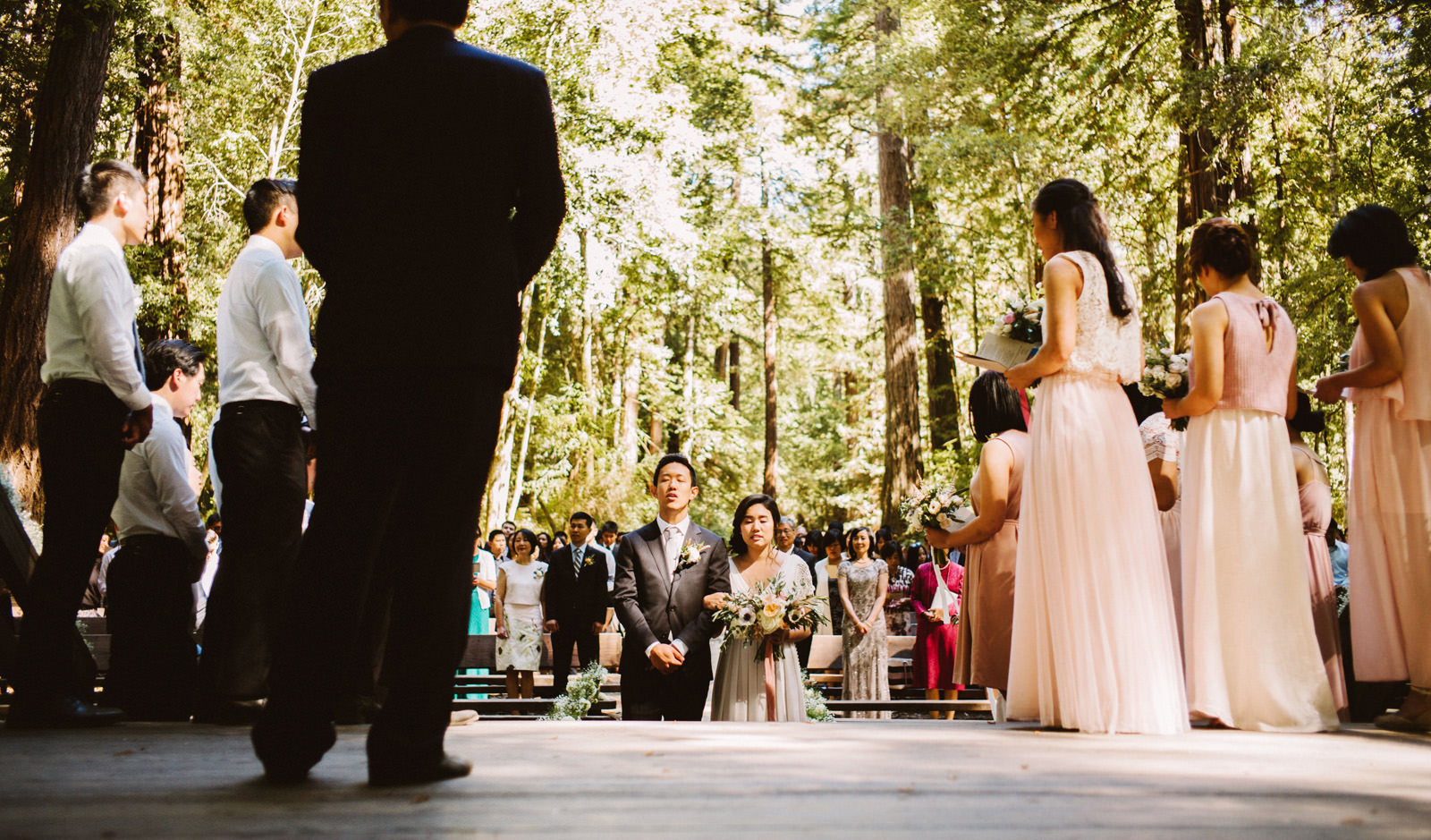 kimclay-blog-021 REDWOOD FOREST WEDDING