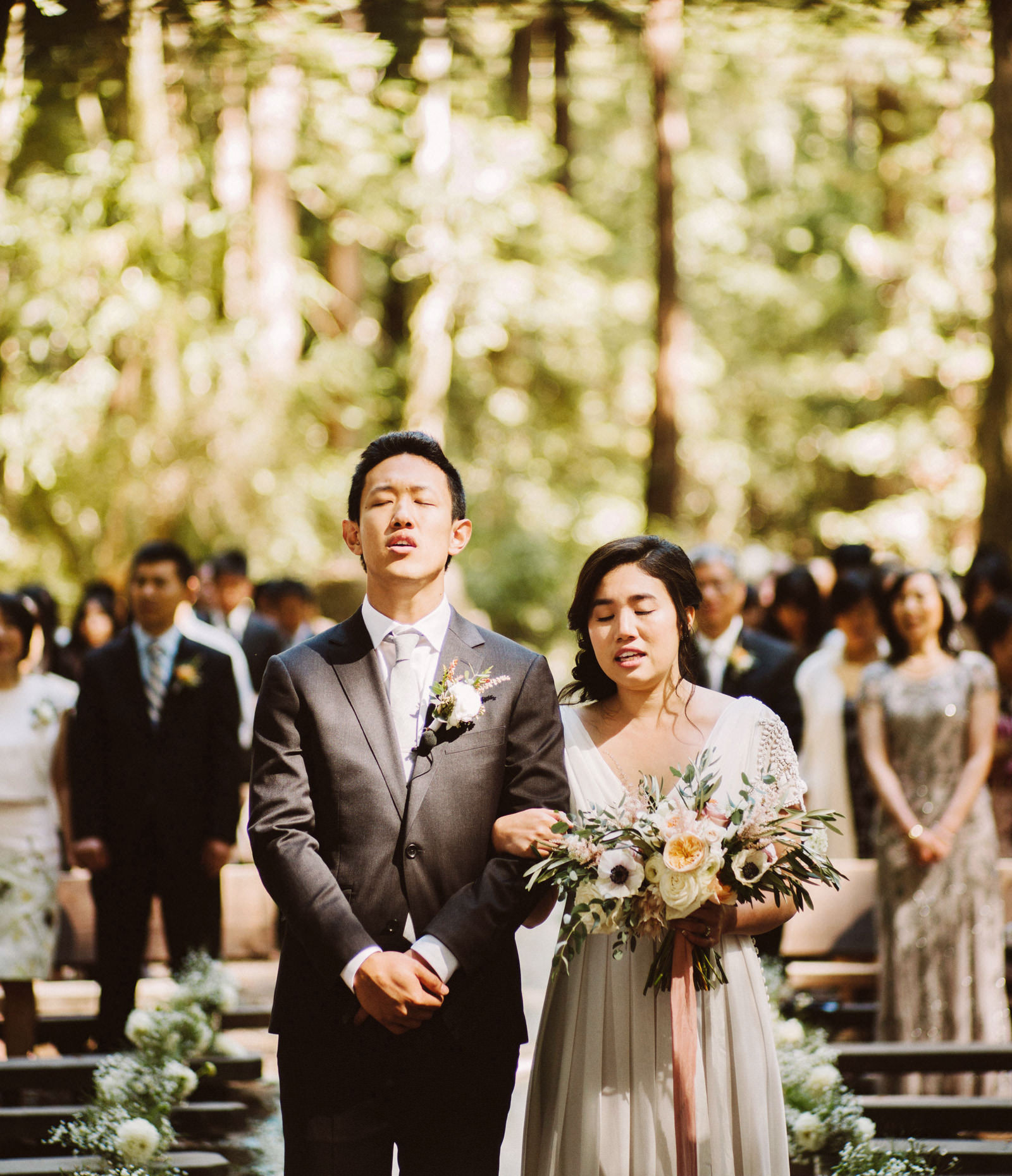 kimclay-blog-022 REDWOOD FOREST WEDDING