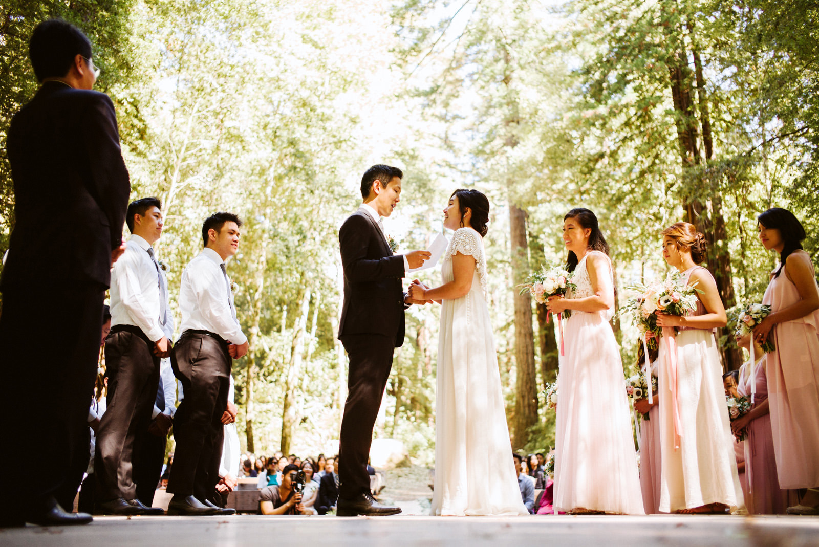 kimclay-blog-039 REDWOOD FOREST WEDDING