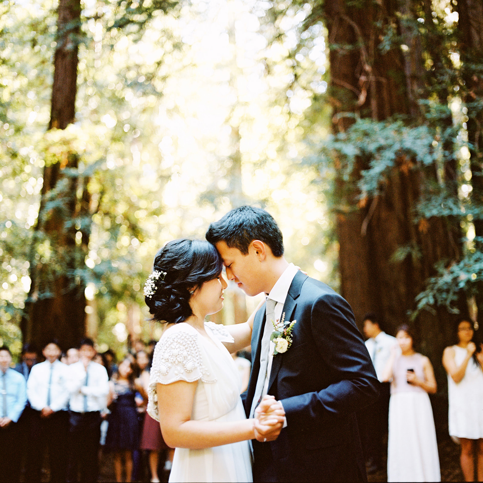 kimclay-blog-071 REDWOOD FOREST WEDDING