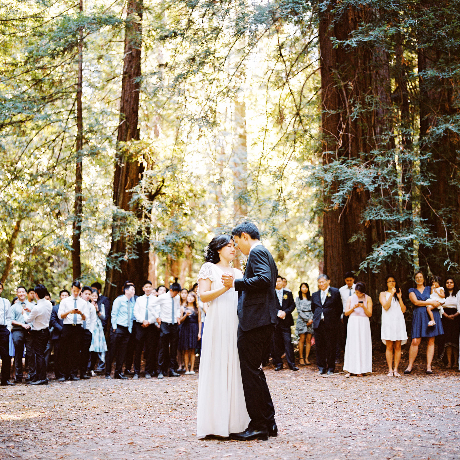 kimclay-blog-072 REDWOOD FOREST WEDDING