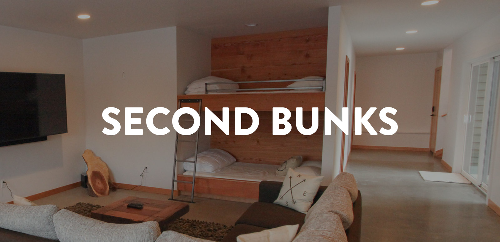 secondbunks CASCADE PRE-SALE