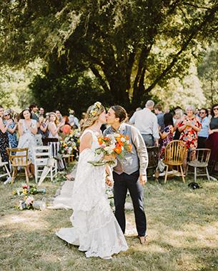 RIVER'S BEND RETREAT WEDDING