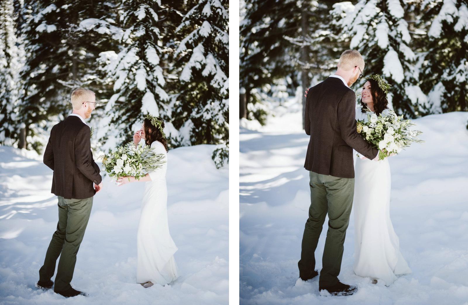 alpine-lakes-high-camp-winter-wedding-18 ALPINE LAKES HIGH CAMP WEDDING