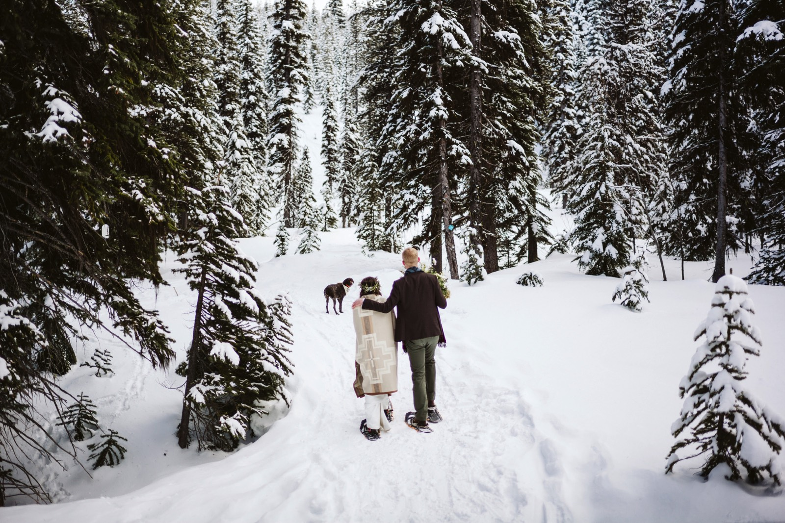 alpine-lakes-high-camp-winter-wedding-48 ALPINE LAKES HIGH CAMP WEDDING