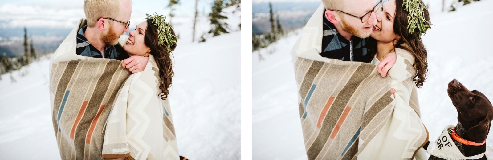 alpine-lakes-high-camp-winter-wedding-54 ALPINE LAKES HIGH CAMP WEDDING