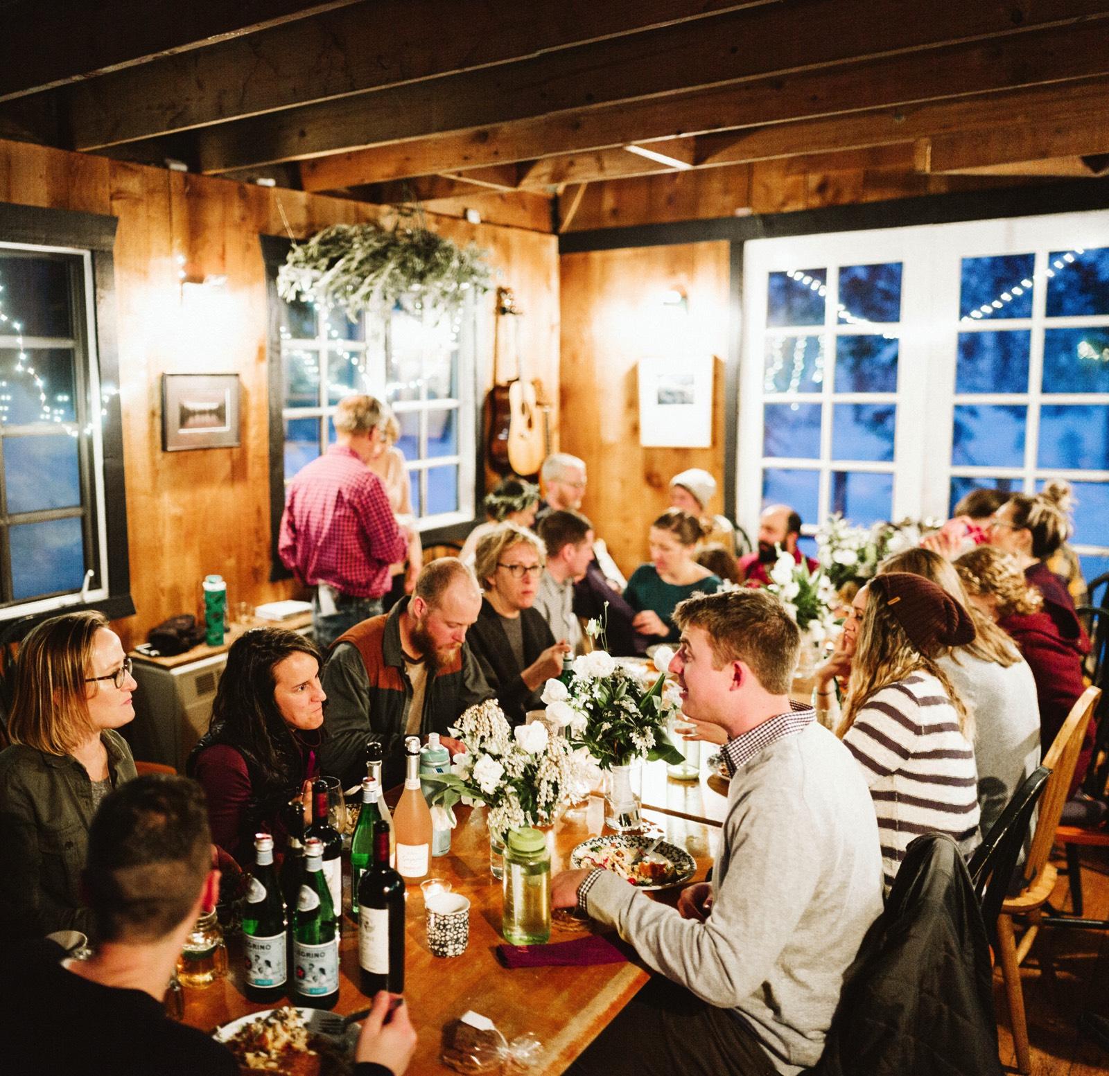 alpine-lakes-high-camp-winter-wedding-86 ALPINE LAKES HIGH CAMP WEDDING
