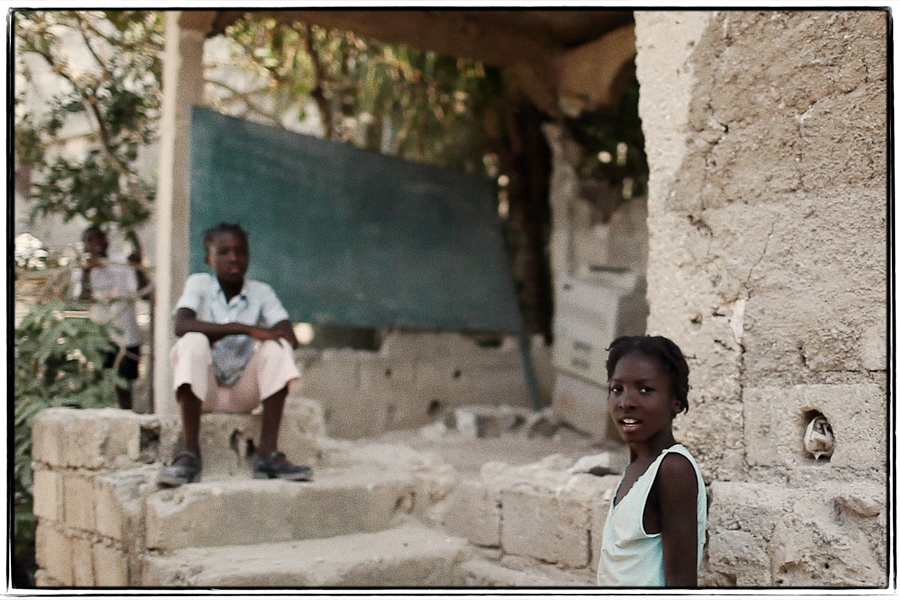 ss7 REMEMBERING HAITI, ONE YEAR AGO TODAY.