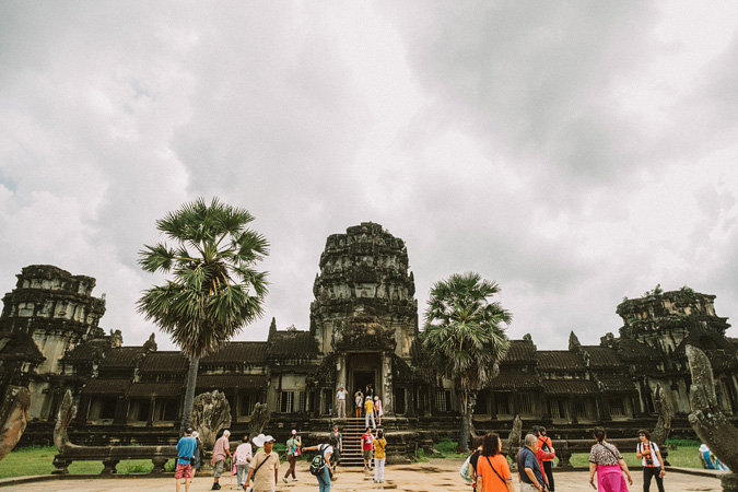 THAILAND-CAMBODIA-TURKEY-099 CAMBODIA
