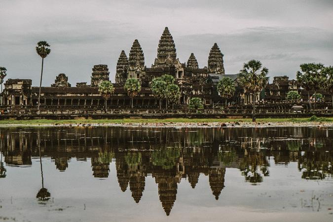 THAILAND-CAMBODIA-TURKEY-181 CAMBODIA