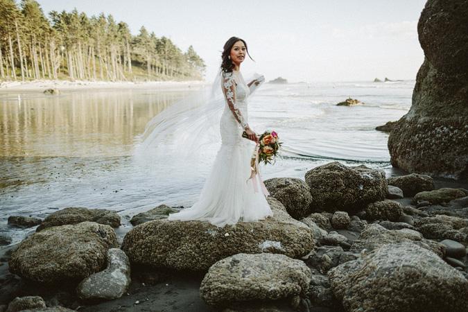 IVY+ALEX-blog-134 RUBY BEACH WEDDING PORTRAITS