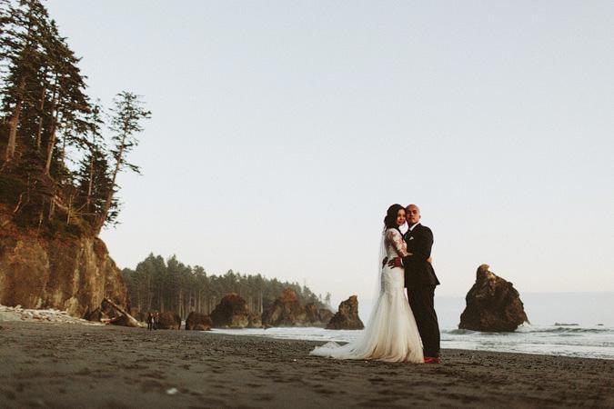 IVY+ALEX-blog-161 RUBY BEACH WEDDING PORTRAITS
