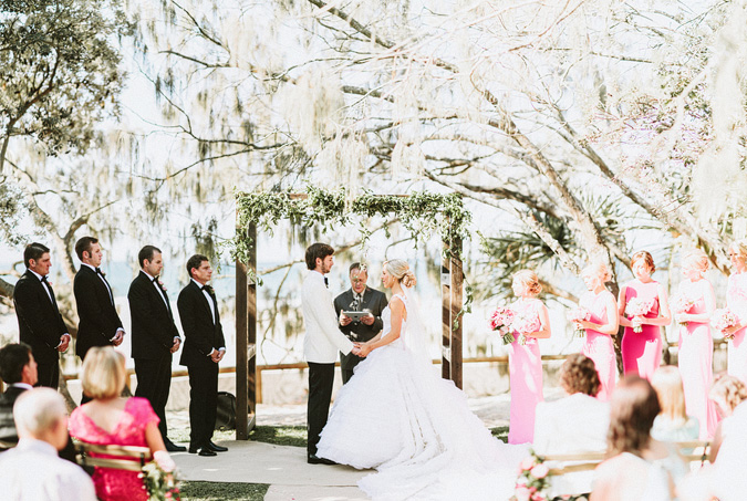 CLAYTON+DANIELLE-34 NOOSA, AUSTRALIA WEDDING