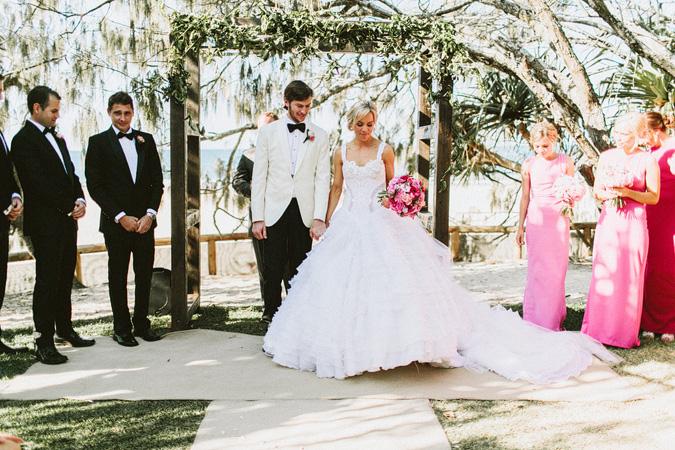 CLAYTON+DANIELLE-36 NOOSA, AUSTRALIA WEDDING