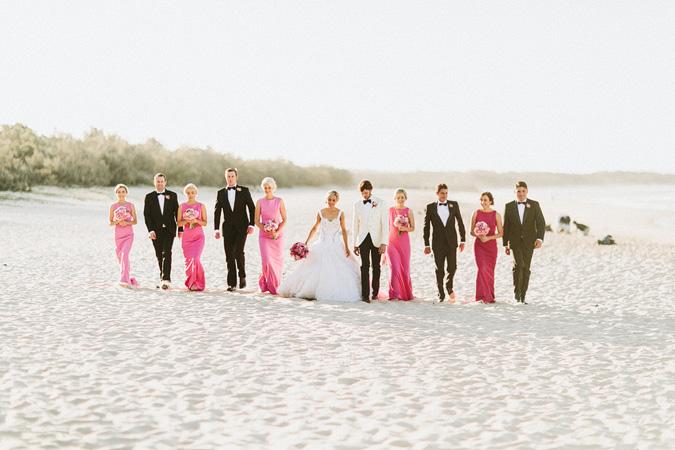 CLAYTON+DANIELLE-53 NOOSA, AUSTRALIA WEDDING