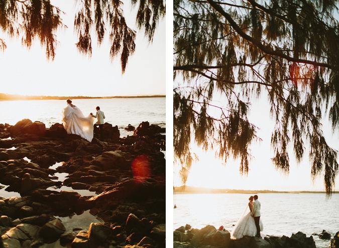 CLAYTON+DANIELLE-61 NOOSA, AUSTRALIA WEDDING