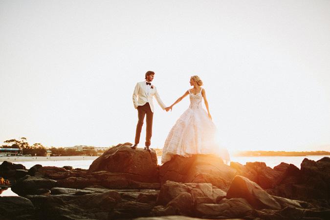 CLAYTON+DANIELLE-64 NOOSA, AUSTRALIA WEDDING
