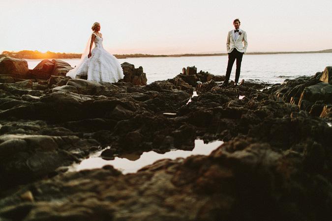 CLAYTON+DANIELLE-69 NOOSA, AUSTRALIA WEDDING
