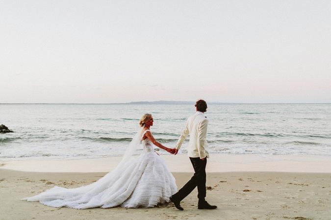 CLAYTON+DANIELLE-73 NOOSA, AUSTRALIA WEDDING