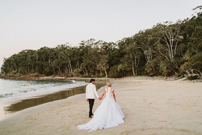 CLAYTON+DANIELLE-74 NOOSA, AUSTRALIA WEDDING