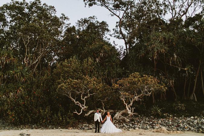 CLAYTON+DANIELLE-77 NOOSA, AUSTRALIA WEDDING