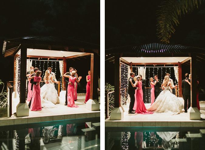 CLAYTON+DANIELLE-98 NOOSA, AUSTRALIA WEDDING