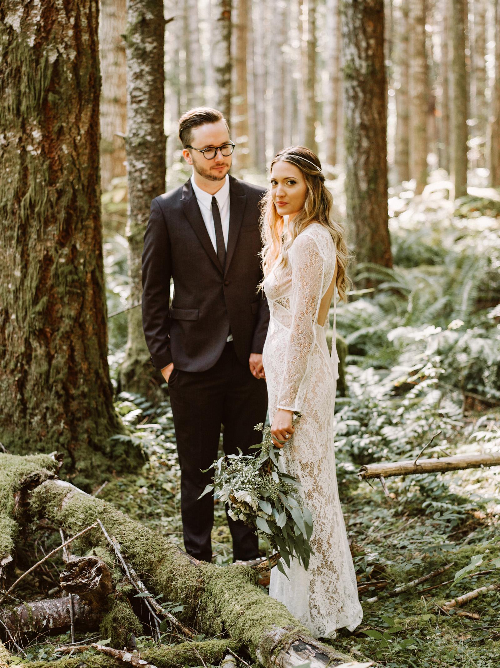 bethany-cory-029 LAKE CUSHMAN CAMPING WEDDING