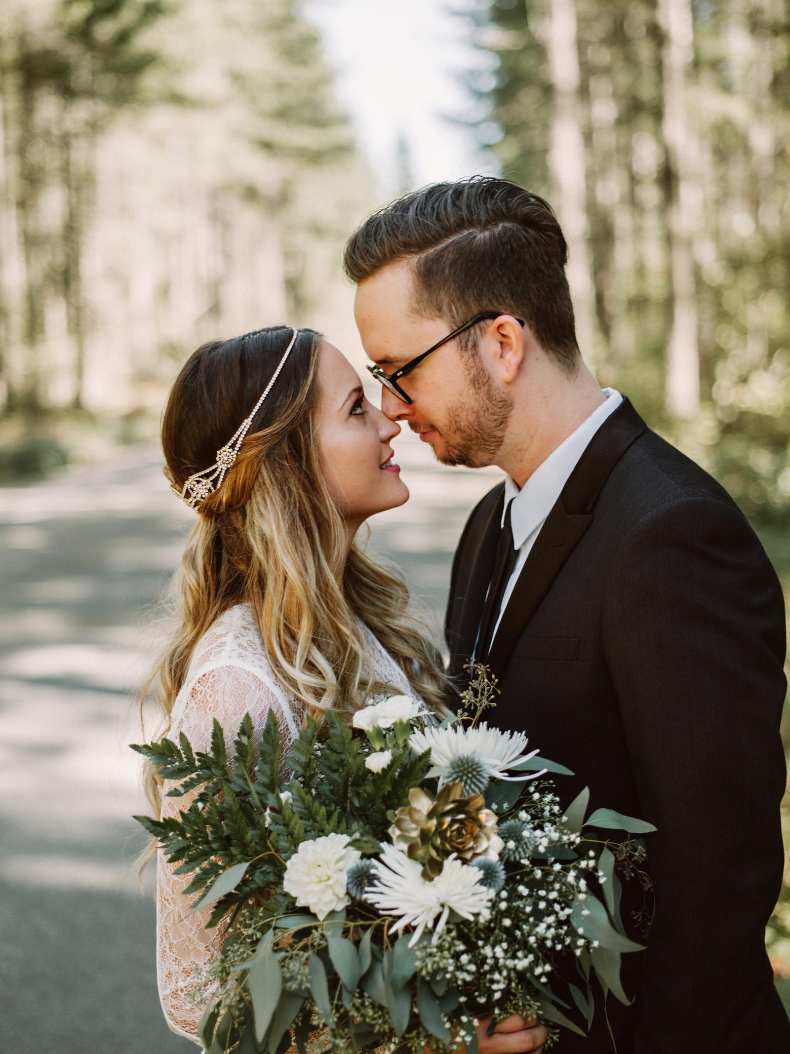 bethany-cory-040 LAKE CUSHMAN CAMPING WEDDING