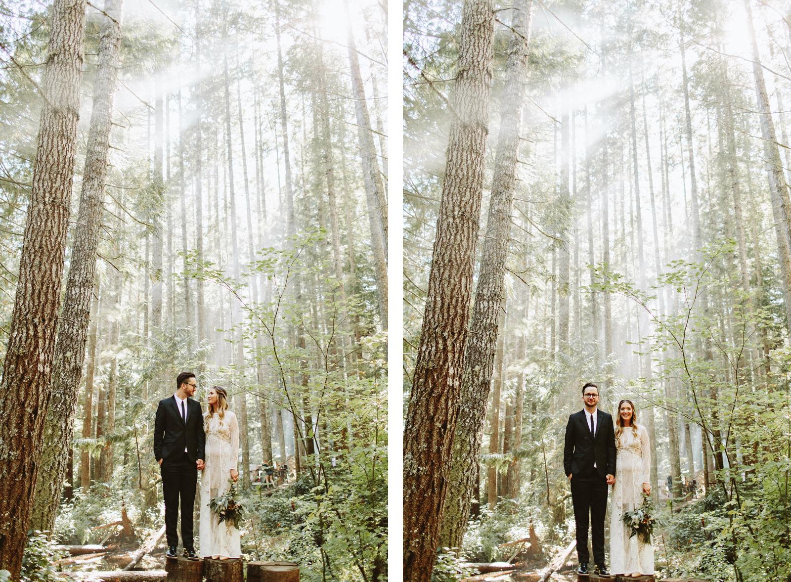 bethany-cory-047 LAKE CUSHMAN CAMPING WEDDING