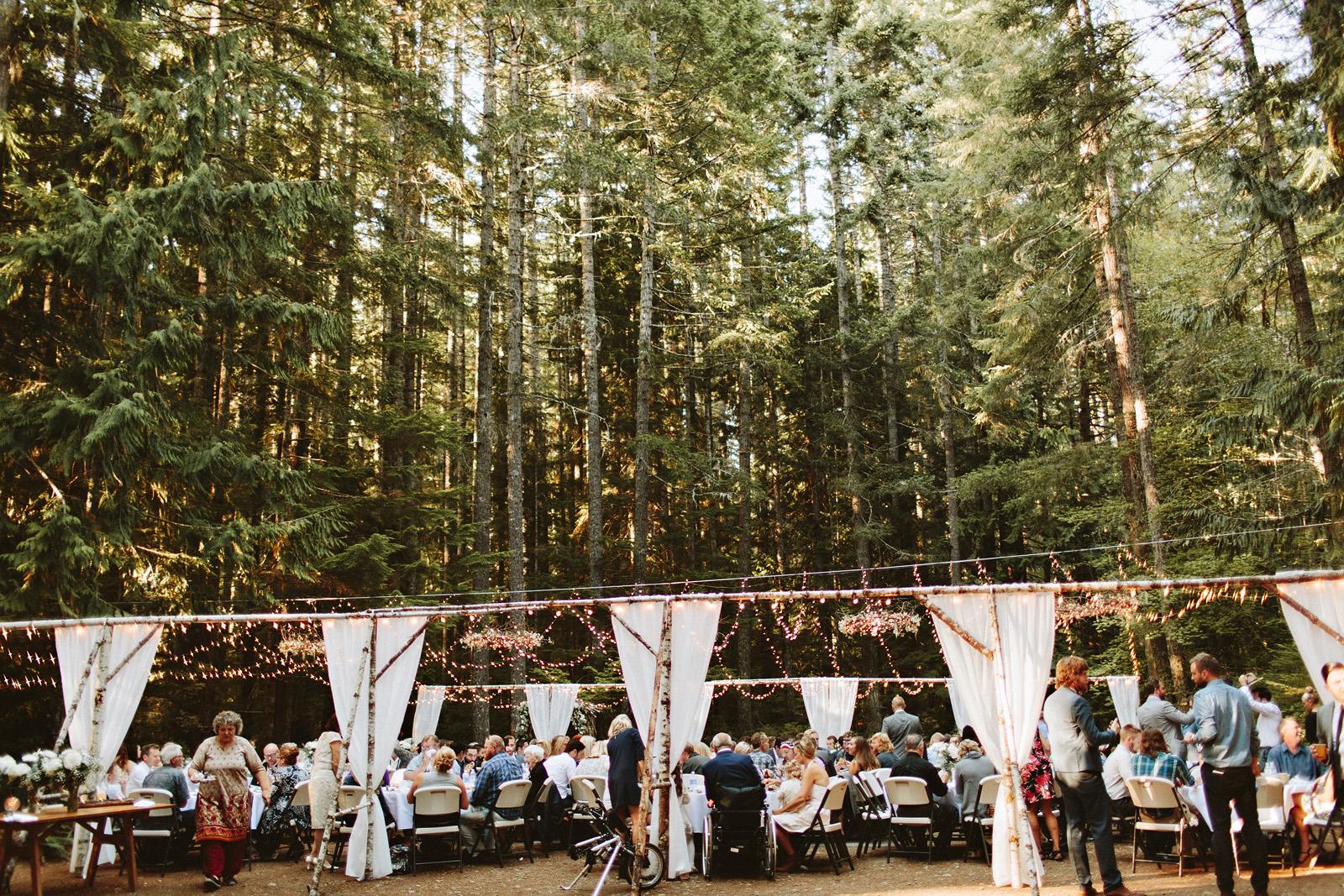 bethany-cory-076 LAKE CUSHMAN CAMPING WEDDING