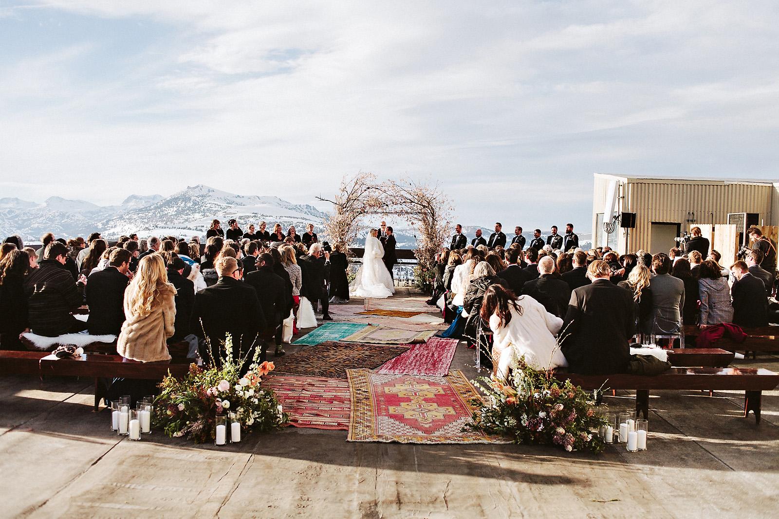 sarahjohn-067 MAMMOTH MOUNTAIN WEDDING