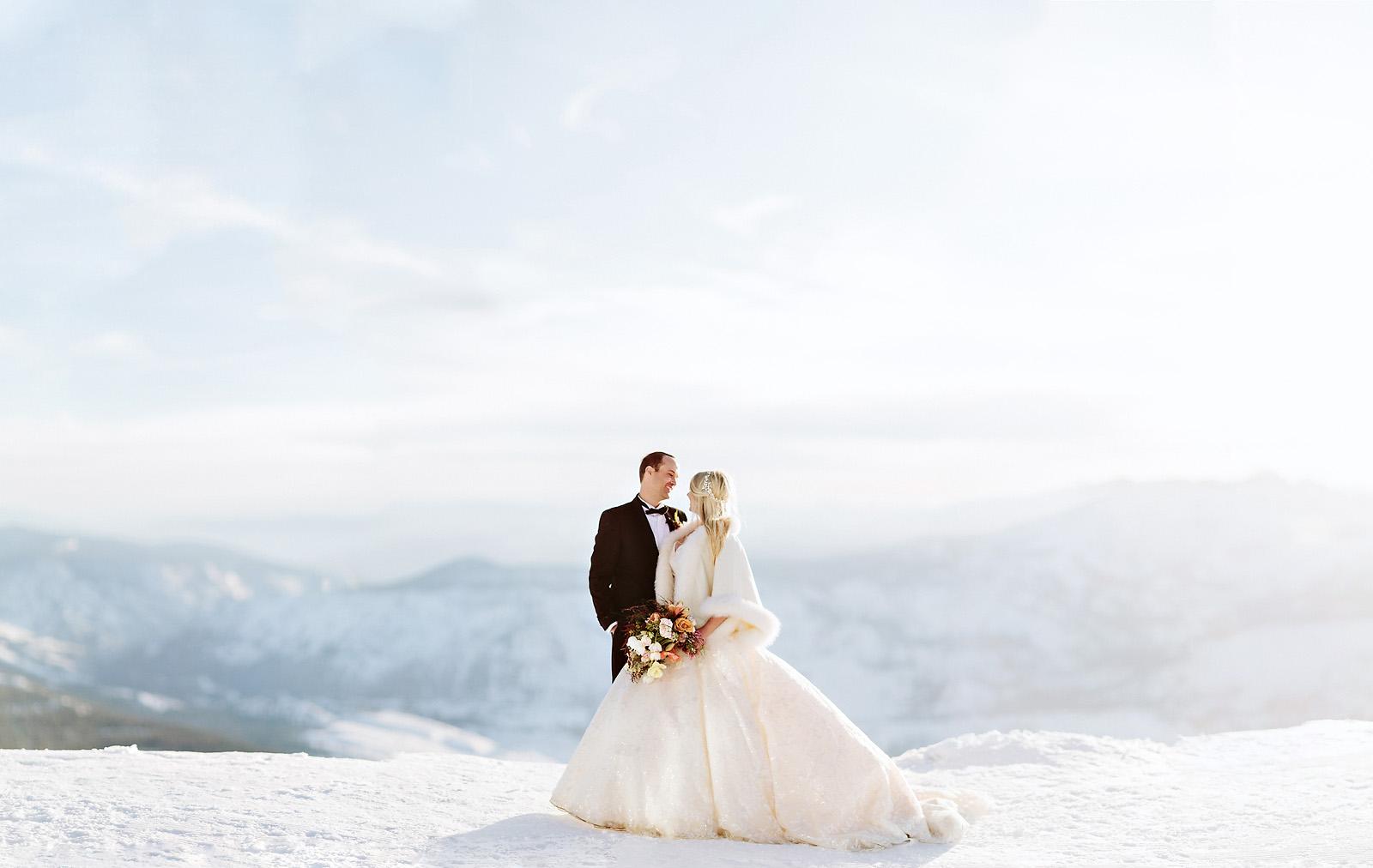 sarahjohn-088 MAMMOTH MOUNTAIN WEDDING