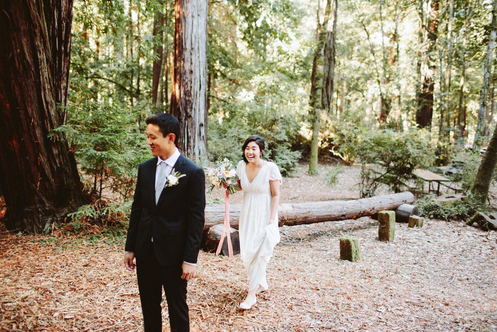 kimclay-blog-004 REDWOOD FOREST WEDDING