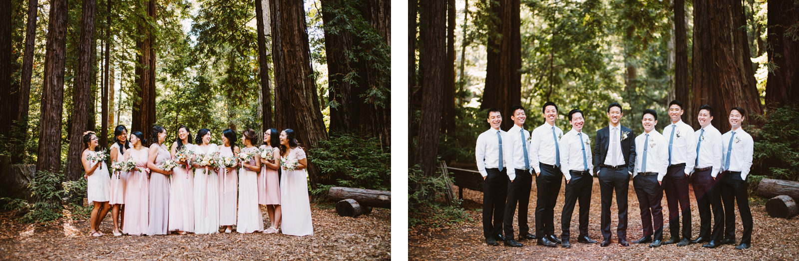 kimclay-blog-010 REDWOOD FOREST WEDDING