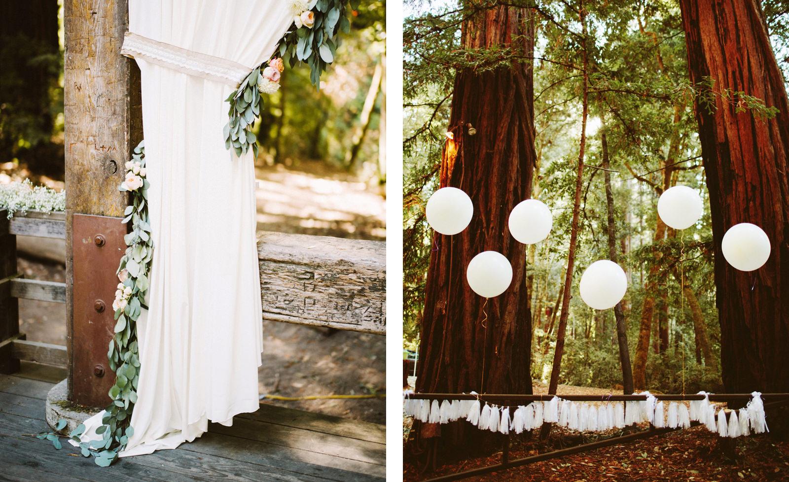 kimclay-blog-016 REDWOOD FOREST WEDDING