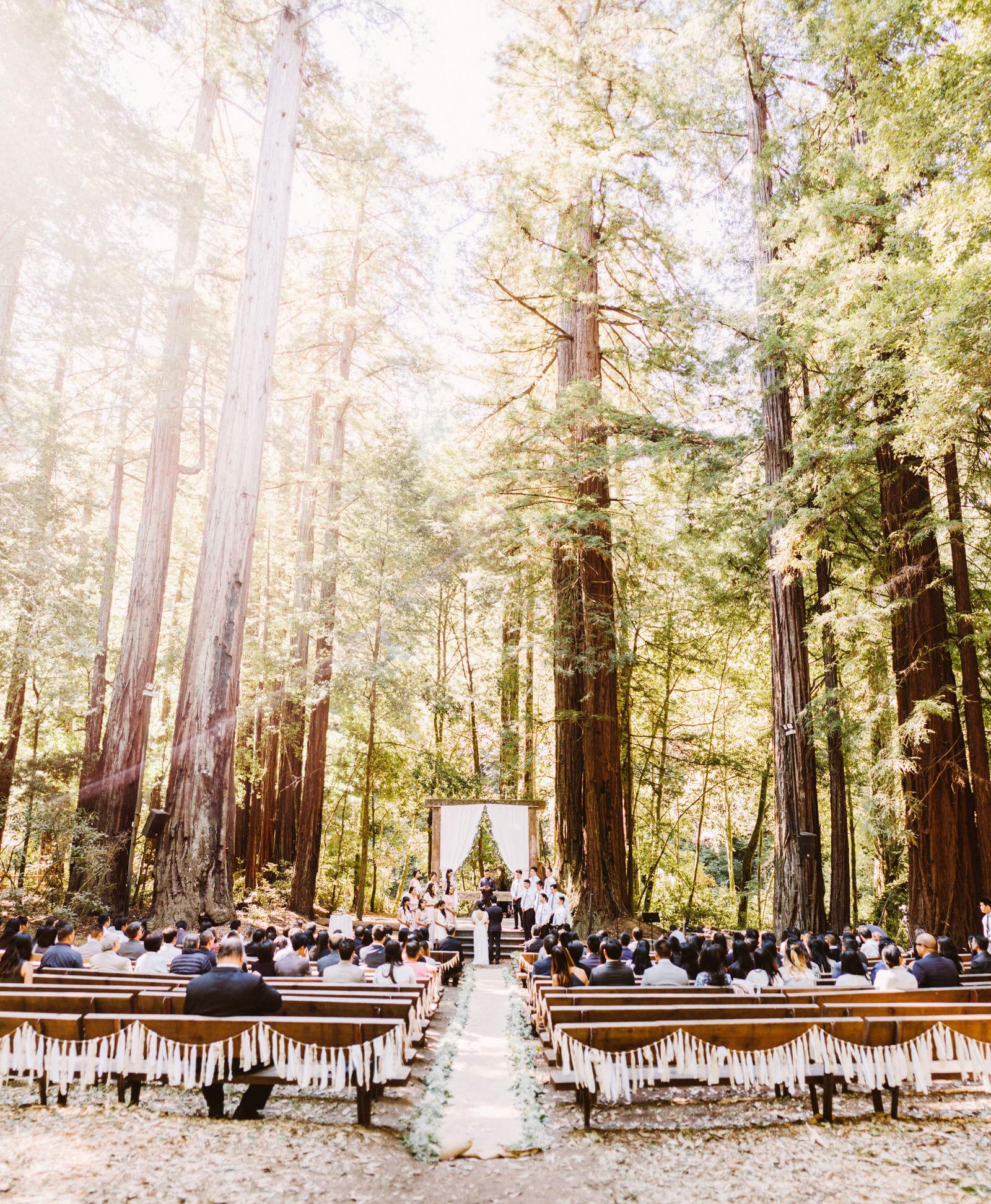 kimclay-blog-020 REDWOOD FOREST WEDDING