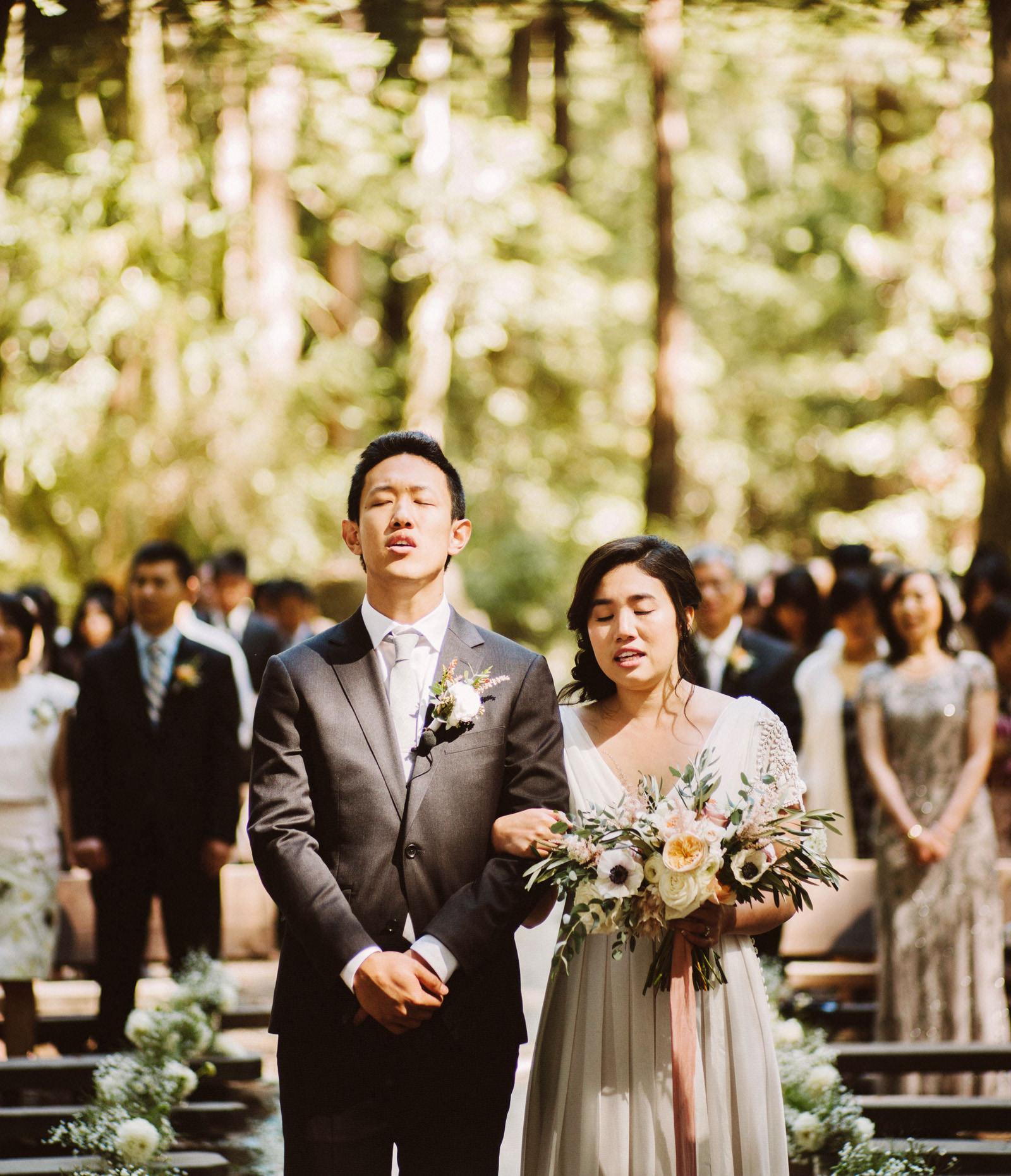 kimclay-blog-022 REDWOOD FOREST WEDDING