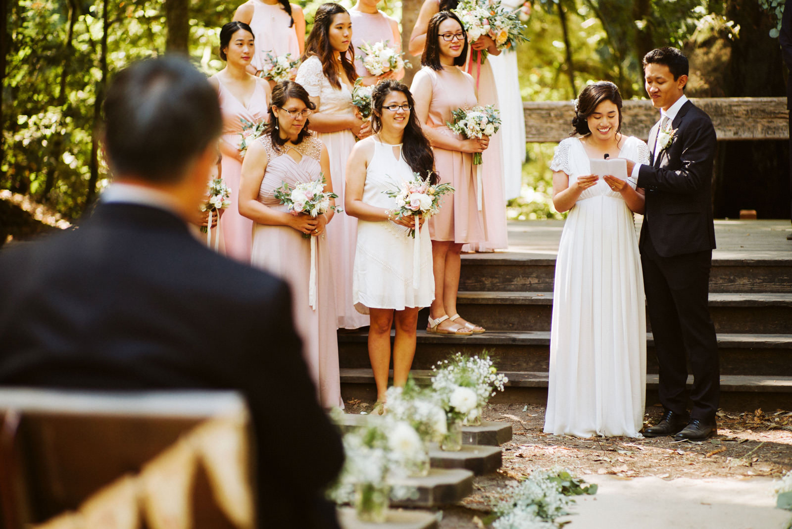 kimclay-blog-024 REDWOOD FOREST WEDDING