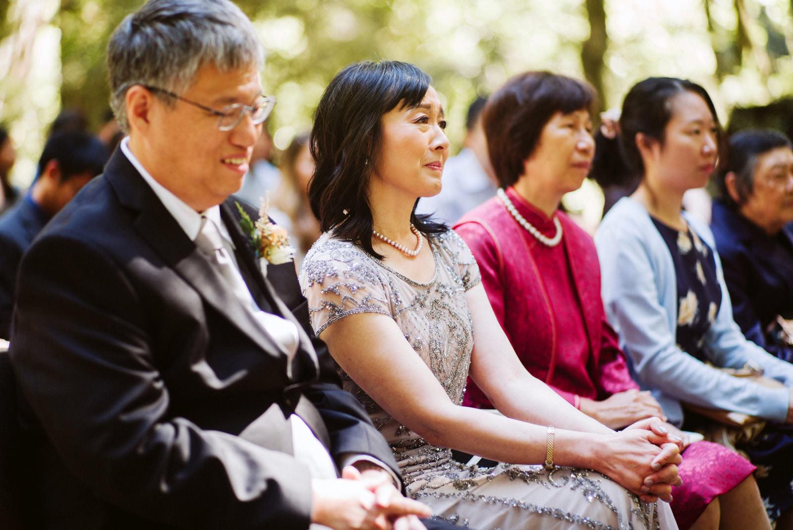 kimclay-blog-027 REDWOOD FOREST WEDDING