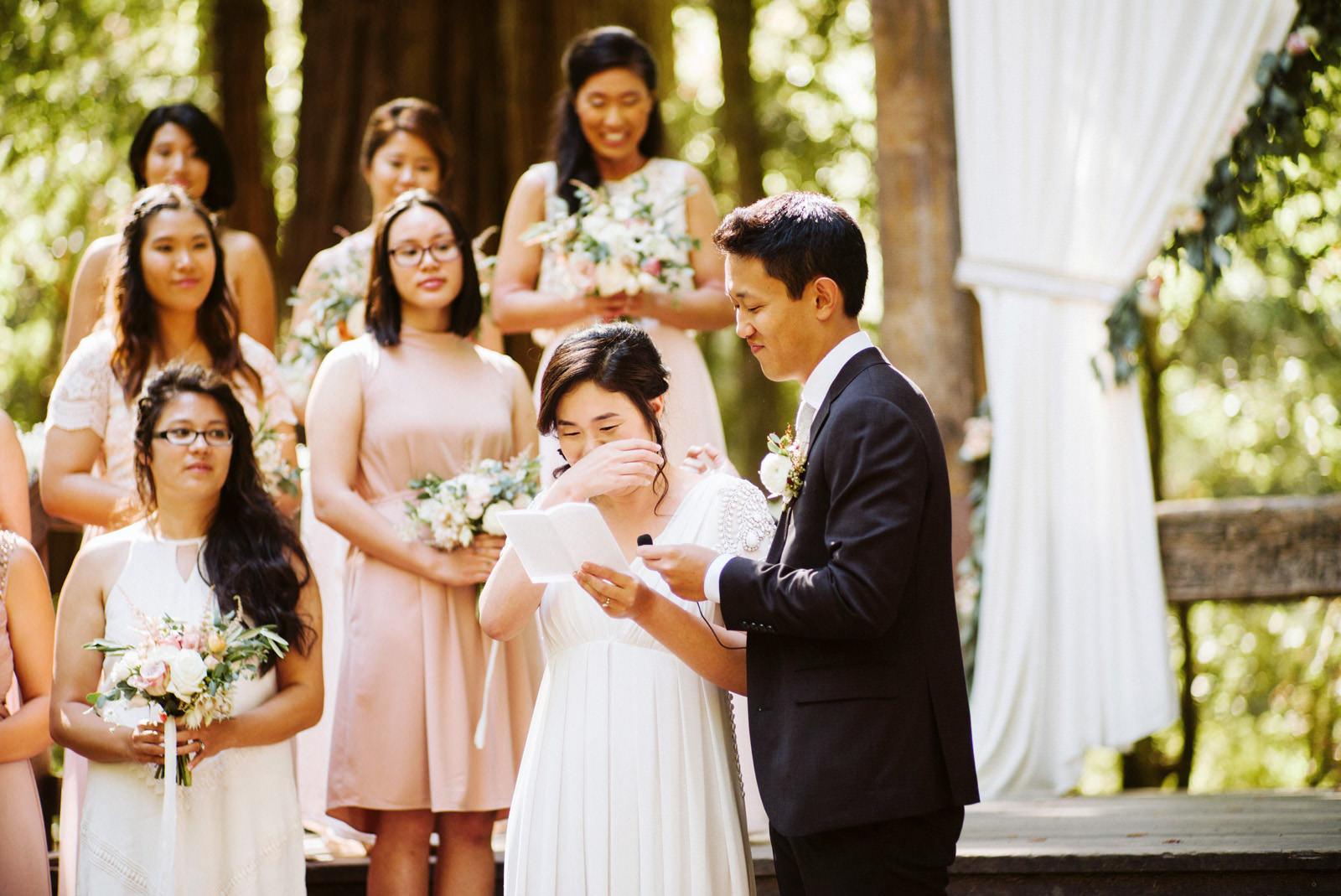 kimclay-blog-028 REDWOOD FOREST WEDDING
