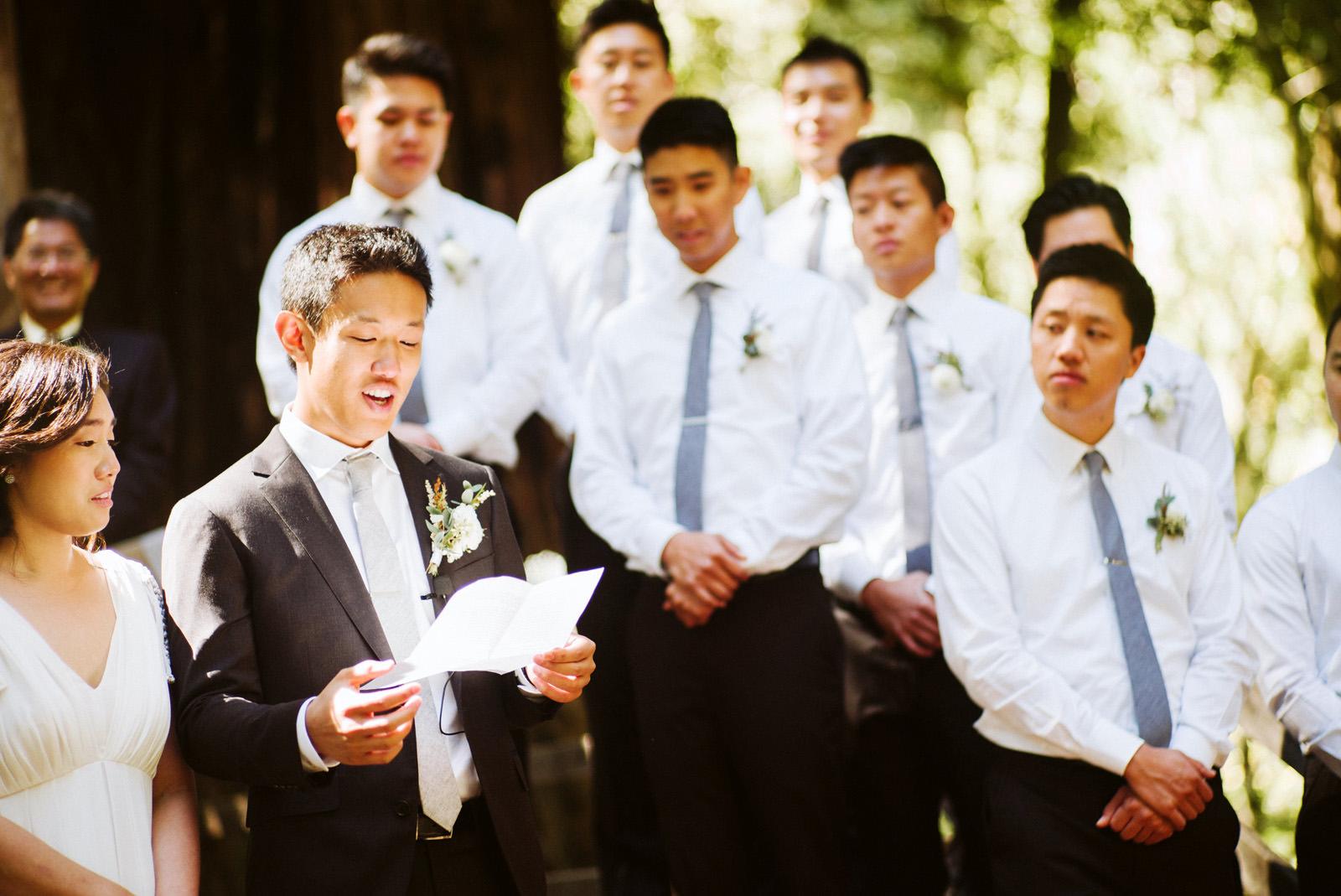 kimclay-blog-030 REDWOOD FOREST WEDDING