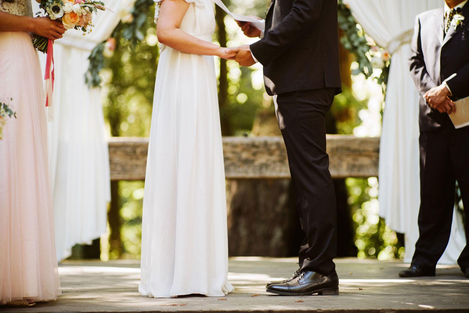 kimclay-blog-036 REDWOOD FOREST WEDDING