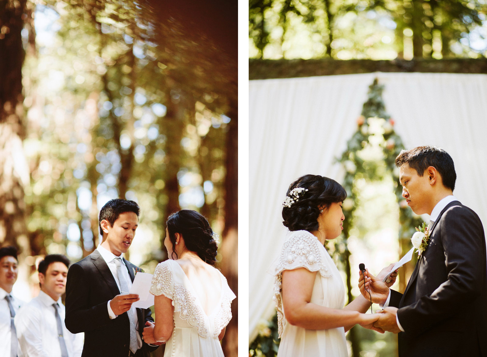 kimclay-blog-040 REDWOOD FOREST WEDDING