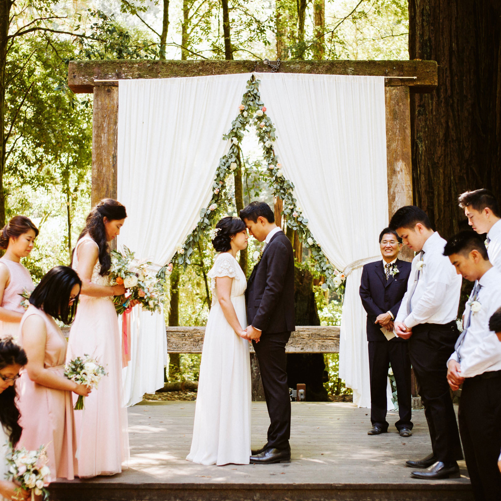 kimclay-blog-043 REDWOOD FOREST WEDDING