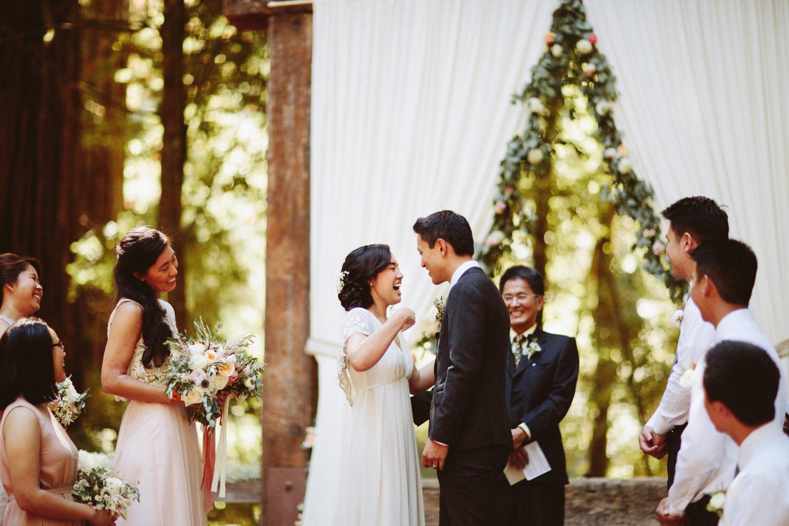 kimclay-blog-044 REDWOOD FOREST WEDDING